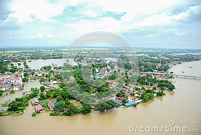 Thailand floods, Natural Disaster