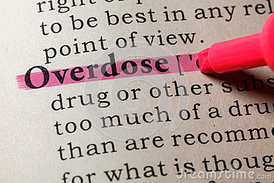 Definition of overdose
