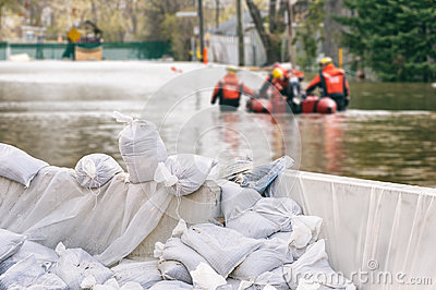 Flood Protection Sandbags