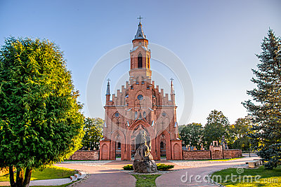 Church In Lithuania