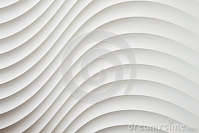 White wall texture, abstract pattern, wave wavy modern, geometric overlap layer background.