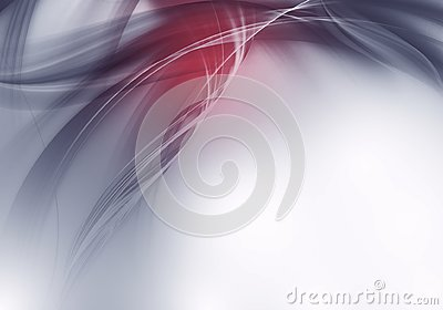 stock image of abstract background - dynamic waves with space