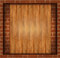 Background wood brick wall