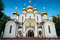 Cathedral of St. Nicholas in Pereslavl, Russia