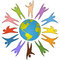 World People Peace Concept
