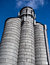 Grain Bin as a Cell phone Tower-Industrial