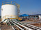 Chemical storage tank and pipe line 2
