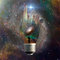 Cosmic light bulb