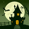 Full Moon Haunted House