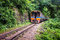 Train rides on Burma railway