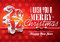 VectorVector Happy New Year 2014 red celebration background with ribbon