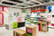 Ikea furniture store kids zone