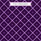 Geometric purple seamless pattern