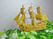 Pirate ship made from pasta