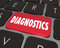 Diagnostics Word Computer Keyboard Key Find Online Solution Prob