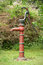 Water well hand pump