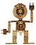 Robot from old metal parts