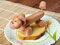 Sandwich made ​​of dog sausages