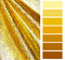 Golden color chart selection