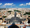 St. Peters Square (and Rome) from above