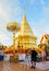Doi Suthep temple, landmark of Chiang Mai, Thailand