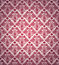 Victorian vintage flowers seamless wallpaper pattern.