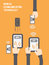 Mobile Communication Technology Illustration