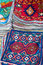Colorful cushion covers on sale