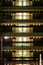 Office building by night