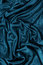 Dark Blue Satin Silk Velvet Cloth Fabric Background