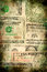 USA dollar money banknotes texture grunge background