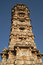 Tower in Chittorgarh fort