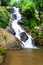 Huay Kaew Waterfall, Paradise waterfall in Tropical rain forest