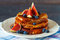 French toast with fig