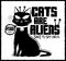 Cats are Aliens