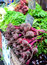 Beetroot for sale in market