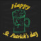 Design for St. Patrick\'s Day.