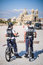 MARSEILLES, FRANCE - MAY 7 2014: Marseilles Police By Marseilles