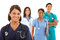 Doctors: Male and Female Doctors and Nurses