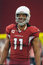Larry Fitzgerald Wide Receiver for the Arizona Cardinals.
