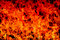abstract blaze fire flame on gradient shade texture for background use