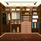 Mens dressing room design. Indoor domestic changing or waiting