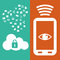 smartphone connection safety cloud data media