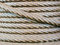 Steel coils of rope