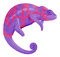 Colorful Panther Chameleon Create