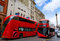 London Red Bus traditional old