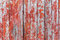 Painted old wooden wall red background