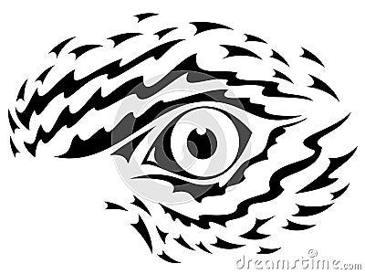 графика орел:
