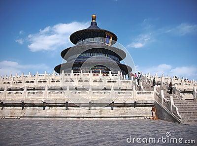 北京瓷天堂寺庙旅行 编辑类照片