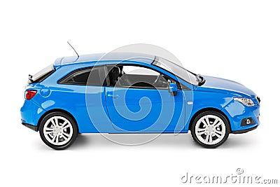 背景汽车查出的玩具白色